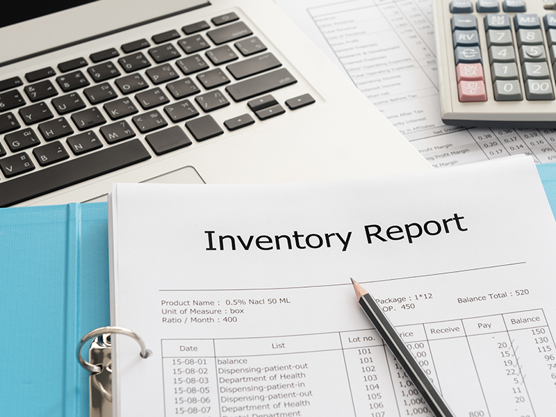 Independent Inventory Reports