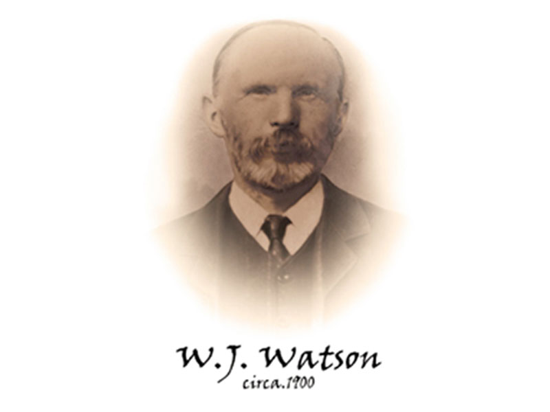 Mr William James Watson